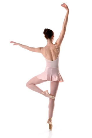 ballerinaback